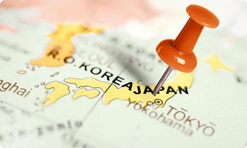 管理エリアは日本全国